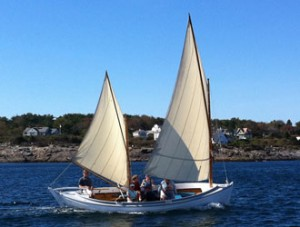 Cricket Sailboat