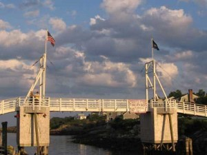 Perkins Cove Bridge