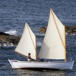 Cricket Sailing in Ogunquit
